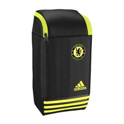 Sac à chaussures Chelsea noir/jaune
