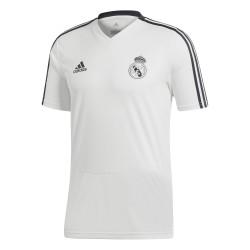 Maillot entraînement Real Madrid blanc 2018/19