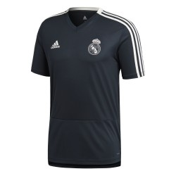 Maillot entraînement Real Madrid bleu foncé 2018/19