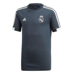 T-shirt junior Real Madrid bleu foncé 2018/19