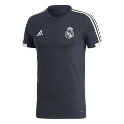 T-shirt Real Madrid bleu foncé 2018/19