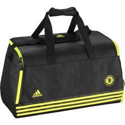 Sac de sport Chelsea noir/jaune