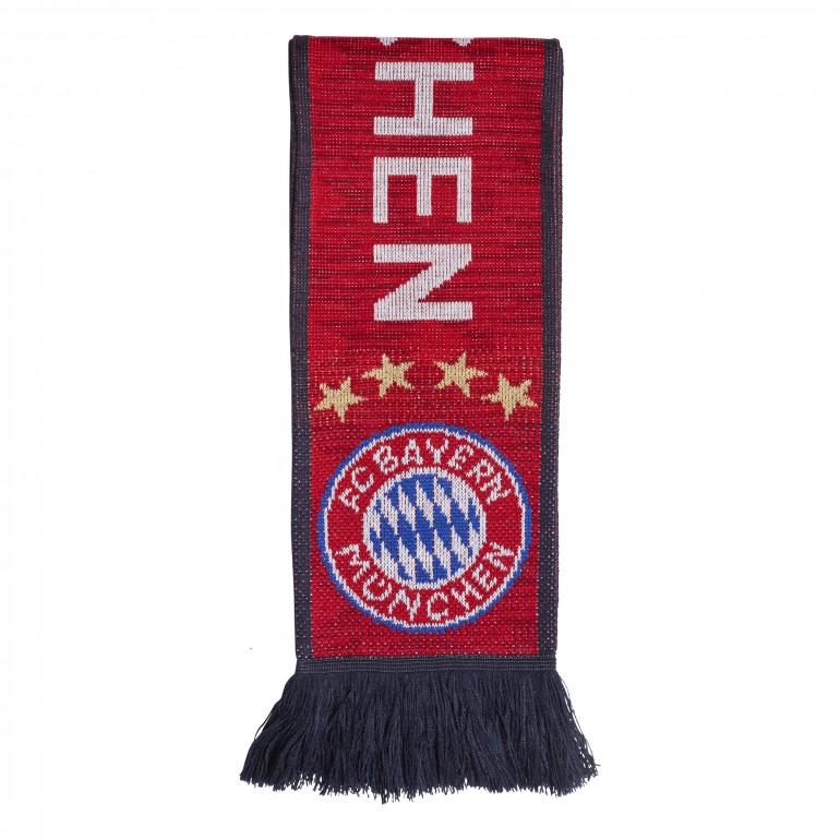 Echarpe Bayern Munich rouge 2018/19
