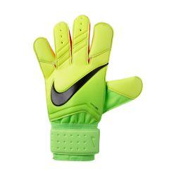 Gants Gardien Nike jaune vert 2016