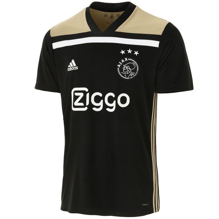 Maillot Ajax Amsterdam extérieur 2018/19