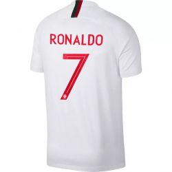 Maillot Ronaldo Portugal extérieur 2018