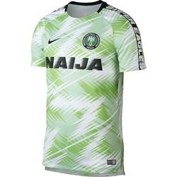 Maillot entraînement Nigéria blanc 2018