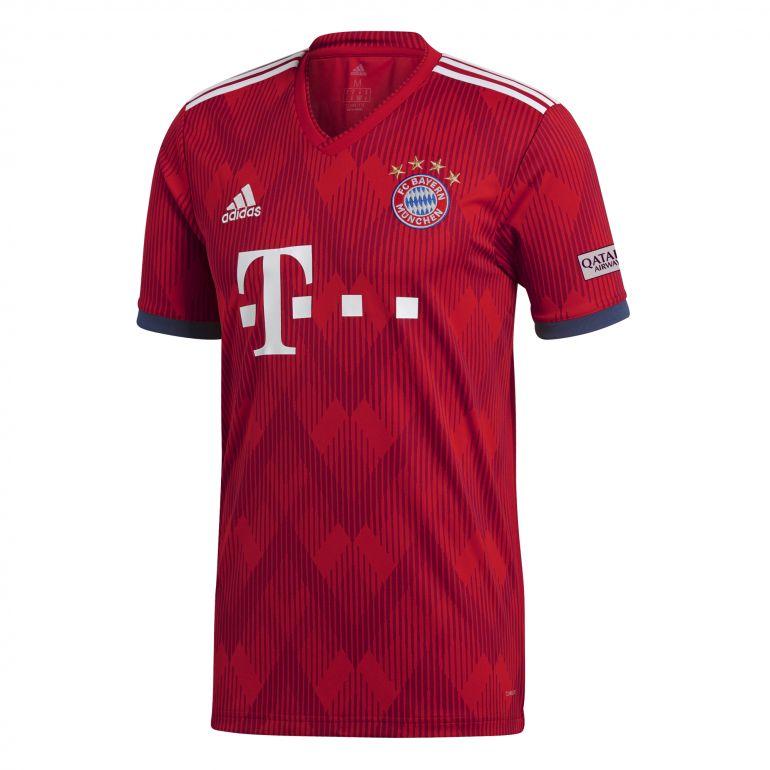 Maillot Bayern Munich domicile 2018/19