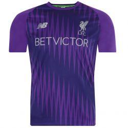 Maillot entraînement Liverpool Elite violet 2018/19