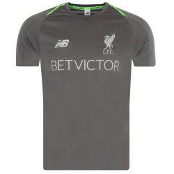 Maillot entraînement Liverpool Elite gris 2018/19