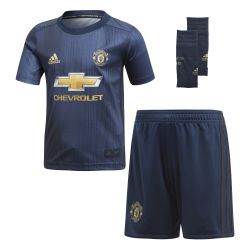 Tenue enfant Manchester United third 2018/19