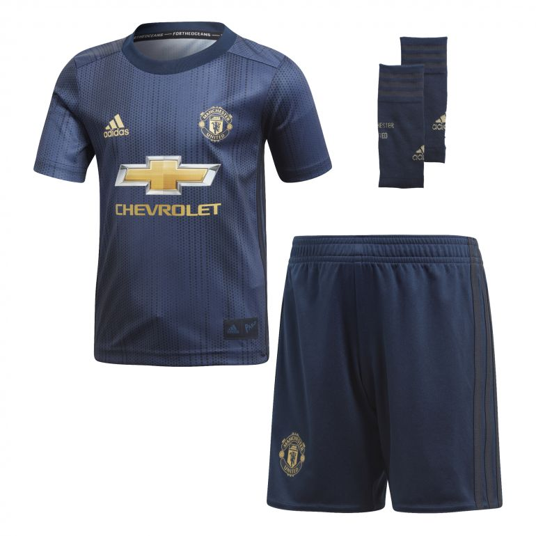 Tenue enfant Manchester United third 2018/19