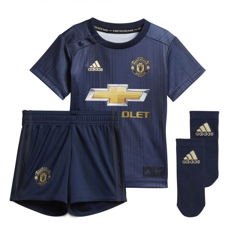 Tenue bébé Manchester United third 2018/19