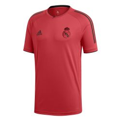 Maillot entraînement Real Madrid Europe rouge 2018/19