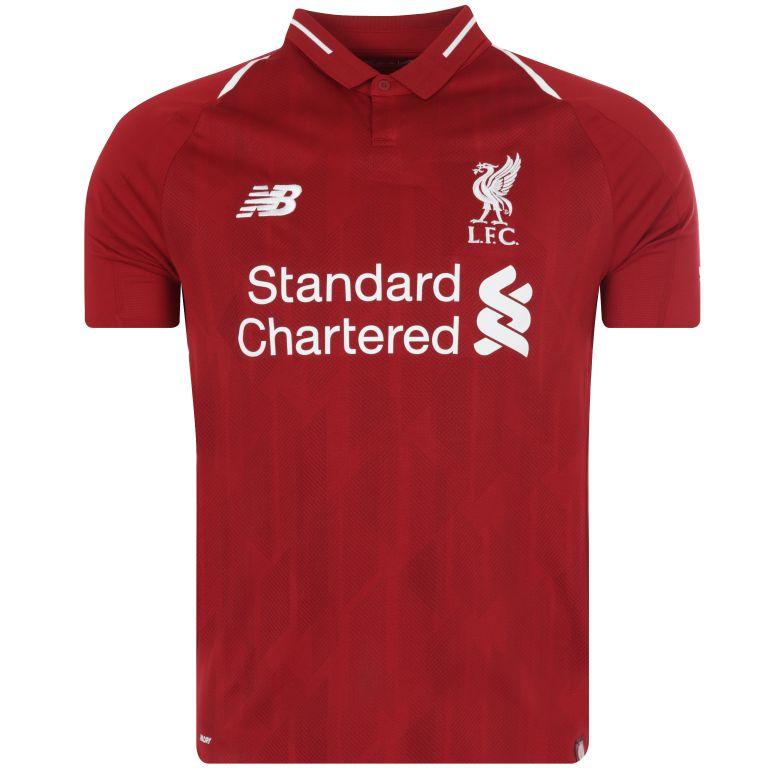 Maillot Liverpool domicile 2018/19