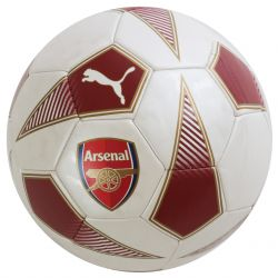 Ballon Arsenal Fan rouge blanc 2017/18
