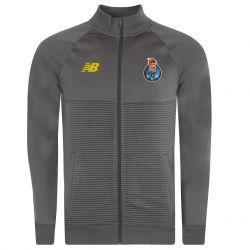 Veste survêtement FC Porto Elite gris 2018/19