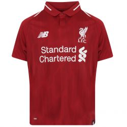 Maillot junior Liverpool domicile 2018/19