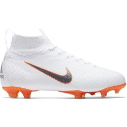 Mercurial Superfly VI junior Elite FG blanc