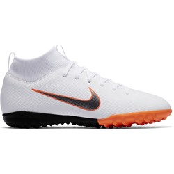 Mercurial SuperflyX VI junior Academy turf blanc