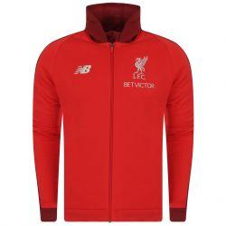 Veste à capuche Liverpool Elite rouge 2018/19