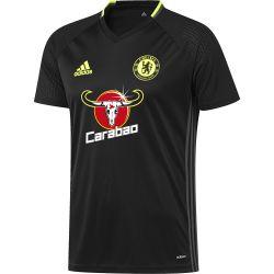 Maillot entraînement Chelsea 2016 - 2017 noir/gris