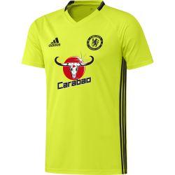 Maillot entraînement Chelsea 2016 - 2017 jaune/noir
