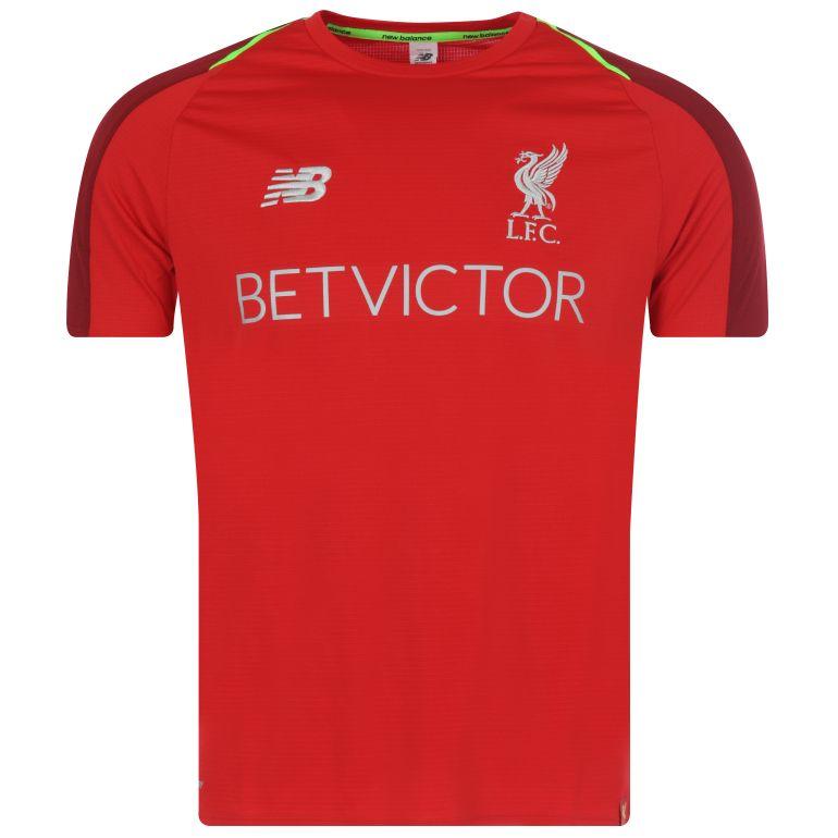 Maillot entrainement Liverpool de foot