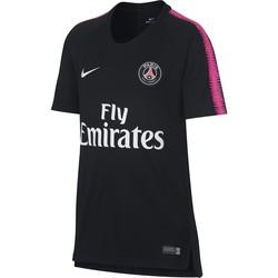 Maillot entraînement junior PSG noir rose 2018/19