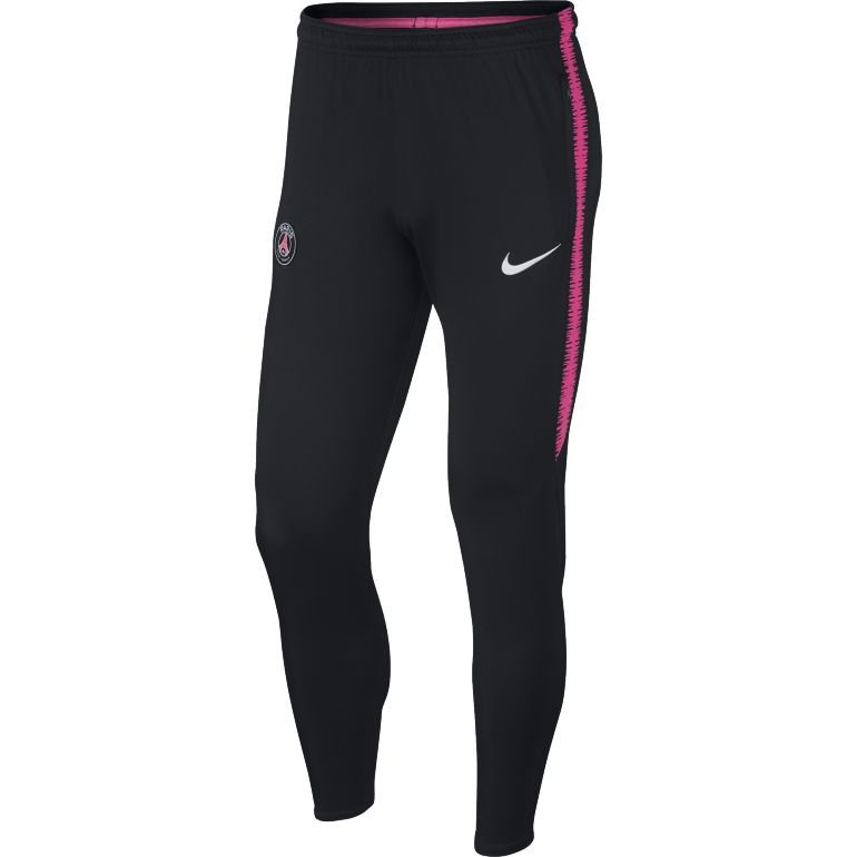 Pantalon survêtement PSG noir rose 2018 19 sur Foot.fr 78fc0572038