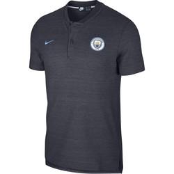 Polo Manchester City Authentique bleu 2018/19