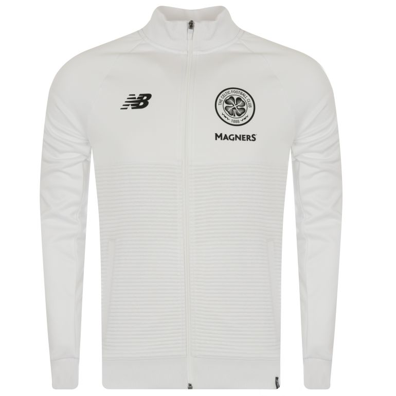 Elite Celtic Blanc Veste Survêtement Glasgow 201819 JFKcTl1