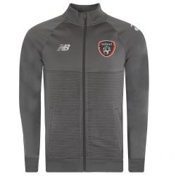 Veste survêtement Irelande Elite gris 2018/19