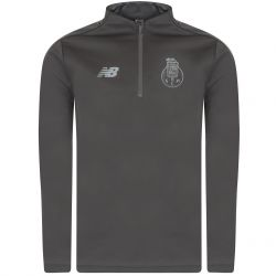 Sweat zippé FC Porto Elite gris 2018/19