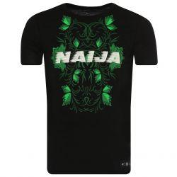 T-shirt Nigéria noir 2018