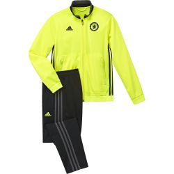 Ensemble veste pantalon survêtement junior Chelsea 2016 - 2017