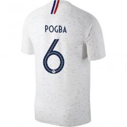 Maillot Pogba Equipe de France extérieur 2018