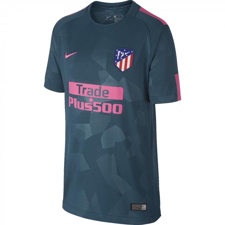 Maillot junior Atlético Madrid third 2017/18