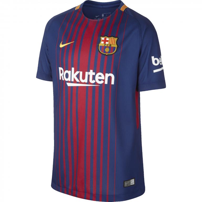Maillot Junior FC Barcelone domicile 2017/18