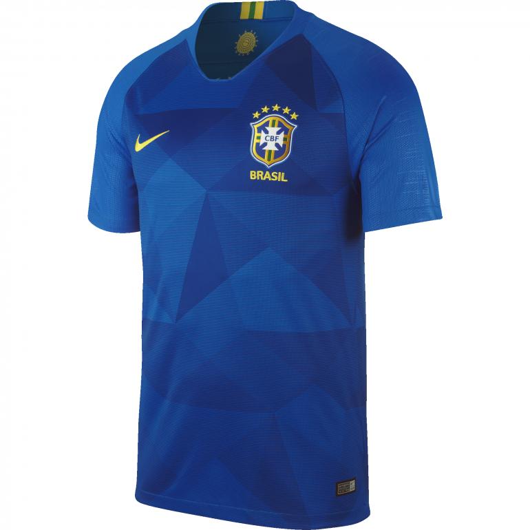 Maillot Brésil extérieur 2018