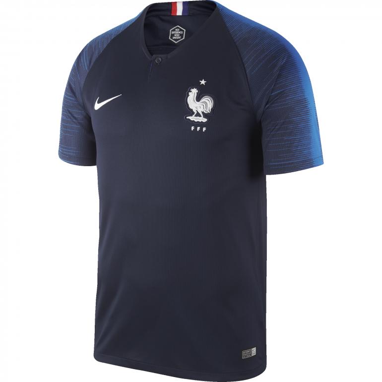 Maillot Equipe de France domicile 2018