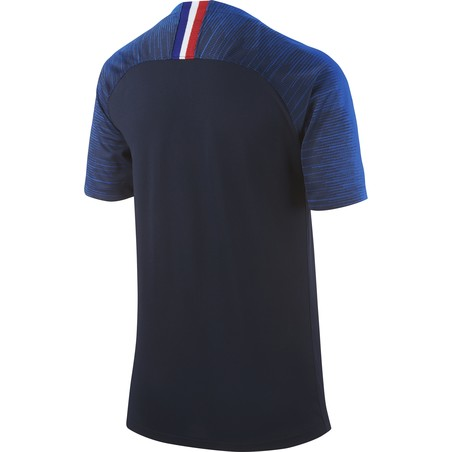 Maillot junior Equipe de France domicile 2018