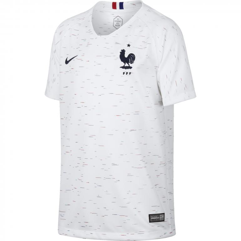 Maillot junior Equipe de France extérieur 2018