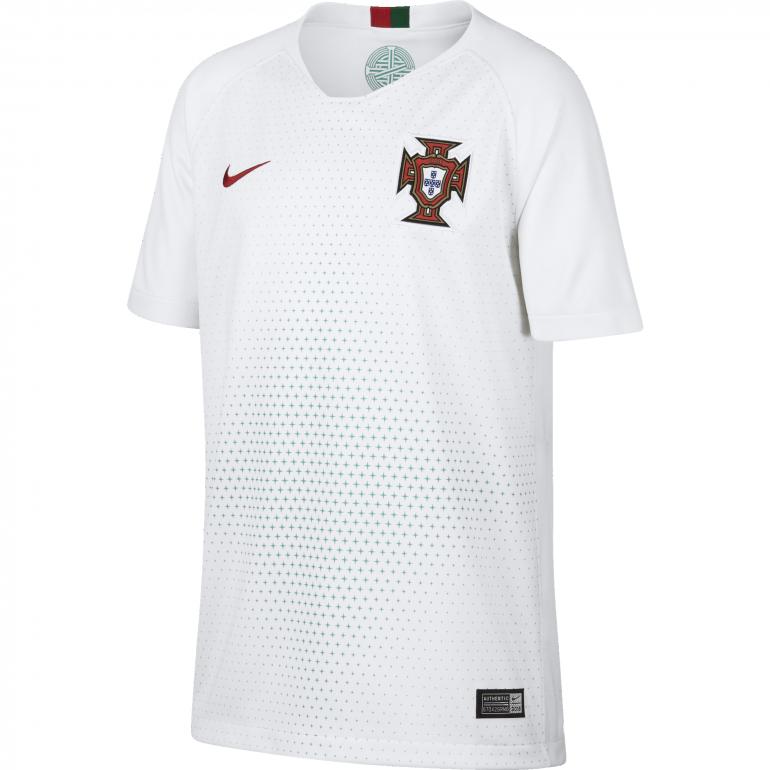 Maillot junior Portugal extérieur 2018