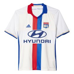 Maillot OL domicile junior 2016 - 2017