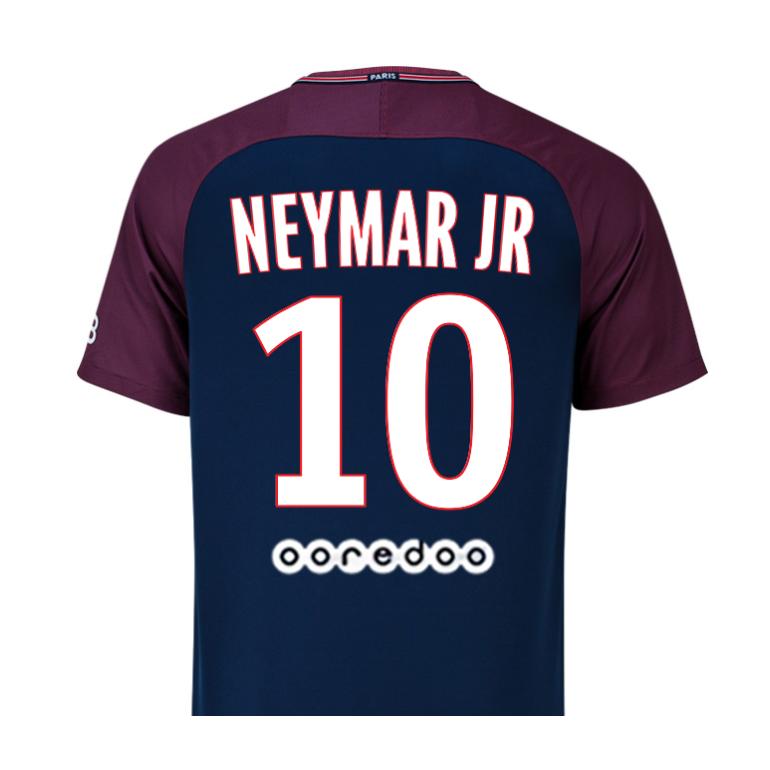 Maillot Neymar PSG domicile 2017/18