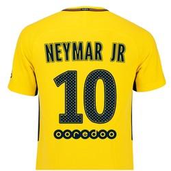 Maillot Neymar PSG extérieur 2017/18