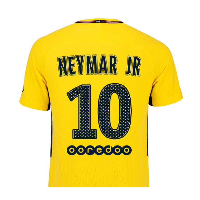 Maillot junior Neymar PSG extérieur 2017/18
