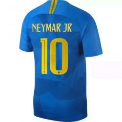 Maillot Neymar Brésil extérieur 2018