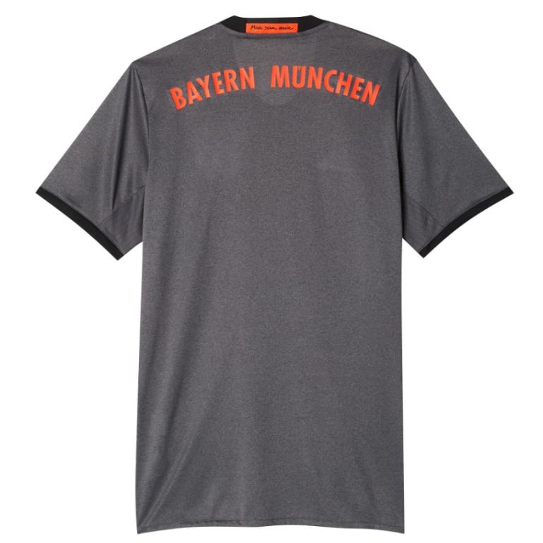 maillot ext rieur bayern munich 2016 2017 sur On maillot bayern exterieur 2017